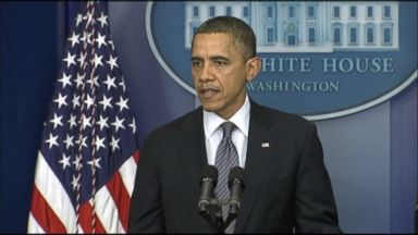 Obama comments on Sandy Hook shooting in 2012