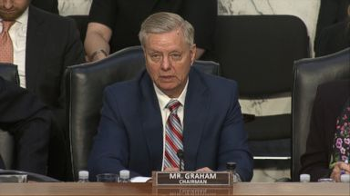 Graham says Trump's statements have emboldened ISIS in Syria