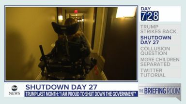 Shutdown takes financial toll on furloughed workers with disabilities
