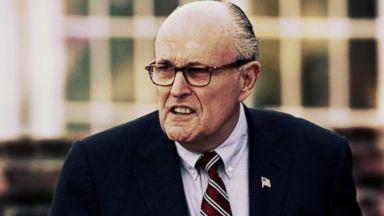 Rudy Giuliani rants against Mueller investigation