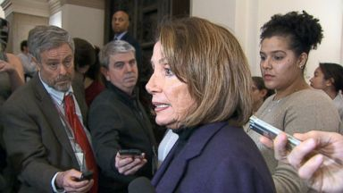 Pelosi cancels trip, accuses White House of security leak