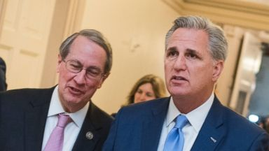Republicans select House Majority Leader Kevin McCarthy as minority leader in next Congress