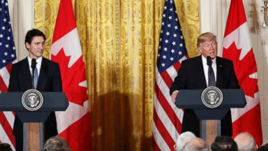 Trudeau says it's not his job to 'lecture' Trump on Syrian refugees
