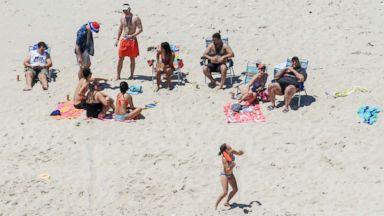 NJ Gov. Chris Christie says he doesn't care about 'political optics' of beach photos