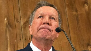 Former GOP Candidate John Kasich Rules Out Third-Party Run