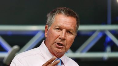 Gov. John Kasich Says Nation Should Support Trump, 'Give Him a Chance'