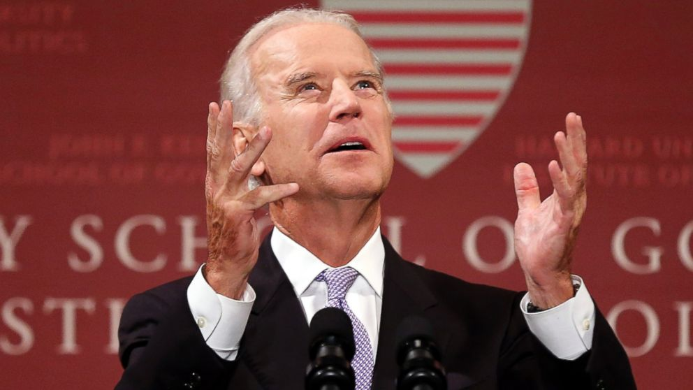 Joe Biden on the Many Faces of Joe Biden at SOTU - ABC News