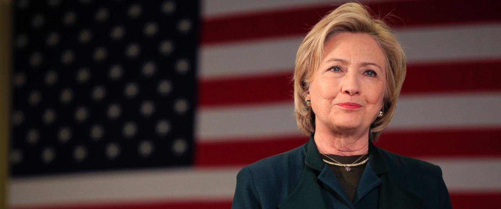 Hillary Clinton, 69 anni. Candidata democratica - Foto: ABCNews