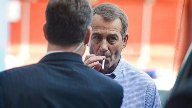 Smoker John Boehner Joins Board of Tobacco Company
