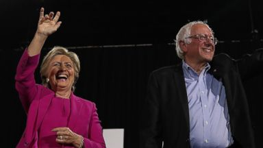 Democrats grapple with Clinton-Sanders fallout ahead of 2018 election