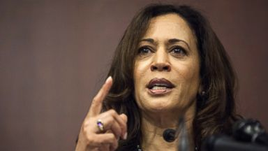 Sen. Kamala Harris 'actively considering' writing second book