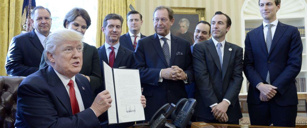 Trump signs executive order to help remove 'job-killing ...Trump Executive Order Tonight
