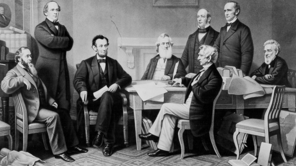 'My Shop': 'President Abraham Lincoln' Shows Off His ...
