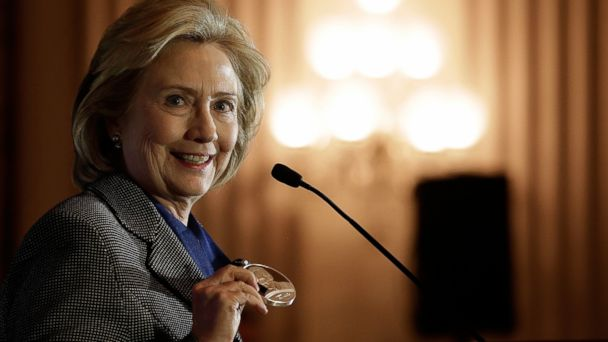 04ee5f21696e 2013  The Year Everyone Gave Hillary Clinton an Award - ABC News