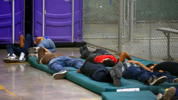 GTY kids on the border 2 mar 140716 16x9 608 Exclusive: Feds Struggling to Cope With Medical Breakdown at the Border