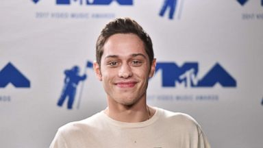 'Saturday Night Live' actor Pete Davidson reveals leg tattoo of his 'hero' Hillary Clinton