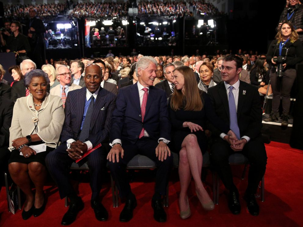 The Presidential Debates Between Bill Clinton And Dole