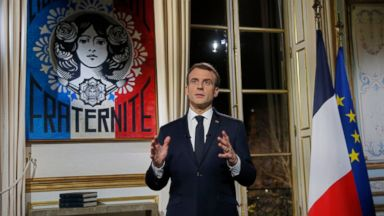 France's Macron faces tough challenges at home and in Europe
