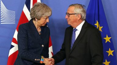 UK, EU leaders don't budge on Brexit but agree to more talks
