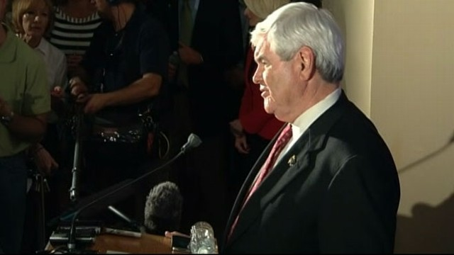 Newt Gingrich Talks Moon Base, Space Exploration Video ...