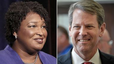 Georgia's next governor remains unclear as Abrams scraps for votes
