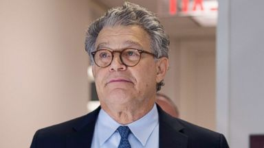 Sen. Al Franken's accusers and their allegations against him
