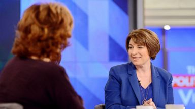 Sen. Amy Klobuchar, who tangled with Kavanaugh at hearing, says judge's behavior wasn't 'dignified'