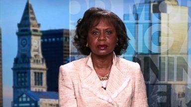 Anita Hill urges Senate to 'push the pause button' on Supreme Court nominee Brett Kavanaugh