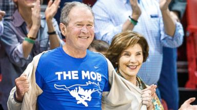 Republicans take to Twitter to send birthday greetings to George W. Bush