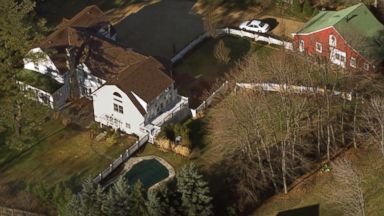 Fire reported at Clintons' Chappaqua, New York, property