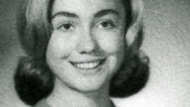Hillary Clinton through the years