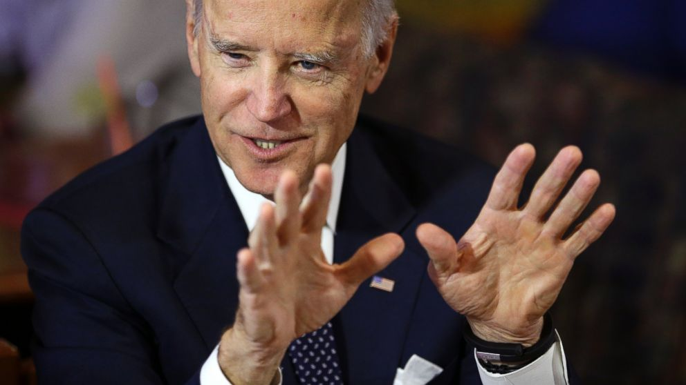 Joe Biden Reveals Timeframe for 2016 Presidential Decision ...