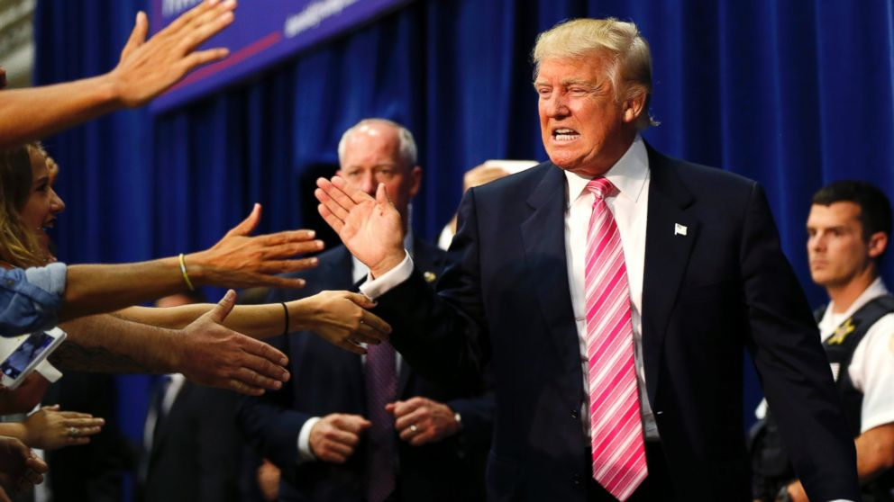 Donald Trump Begins General Election Debate Prep, Signaling a Different Approach