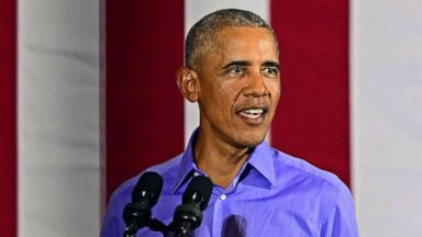 Obama continues campaign resurgence in Ohio: 'We've got to restore some sanity to our politics'