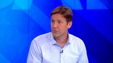 Sen. Ben Sasse defends 'yes' vote on Kavanaugh on The View