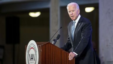 Joe Biden: White America 'has to admit there's still a systemic racism'