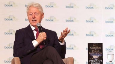 'I got hot under the collar': Bill Clinton clarifies his comments about Lewinsky apology