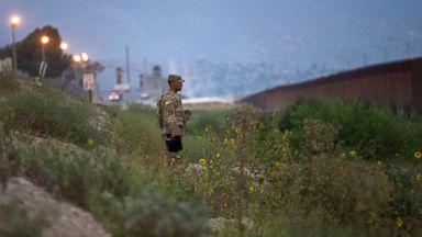 Pentagon says troop deployment to border will cost $72 million through Dec. 15