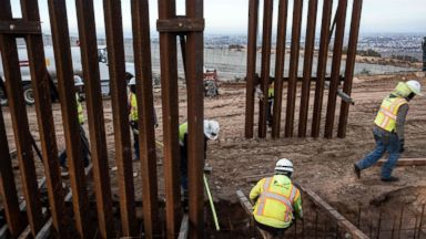 'I would not rule out a wall in certain instances' along the southern border: Top House Homeland Security Democrat Bennie Thompson