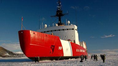 Republicans propose reallocating Coast Guard ship funding to Trump's border wall