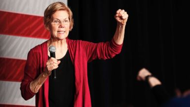 Elizabeth Warren's visit illuminates Iowans' desire for a woman in the White House