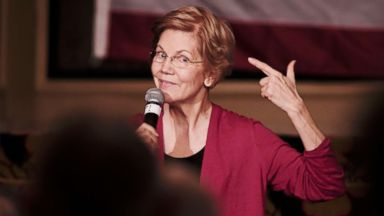 Elizabeth Warren talks Trump in Iowa: 'I can't stop him from hurling racial insults'