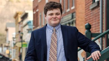 14-year-old is running to be Vermont's next governor