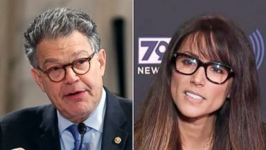 Al Franken accuser Leeann Tweeden says she 'stayed quiet, but I was angry'