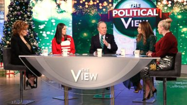 The View: Michael Bloomberg takes GOP, Trump to task