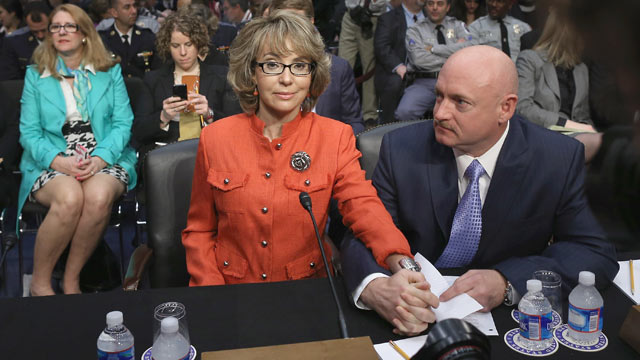 Mark Kelly Seen as a Possible Heir to Gabrielle Giffords ...