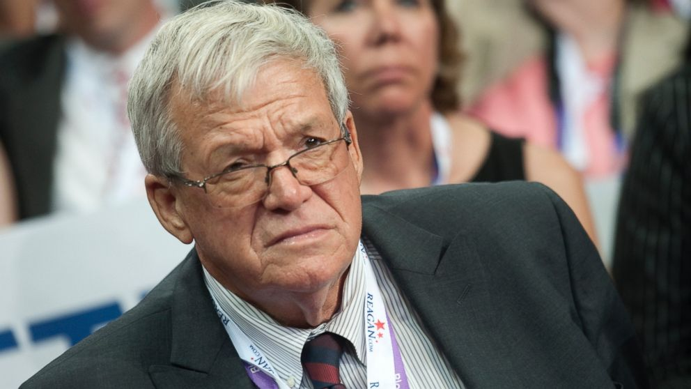 PHOTO: Former Speaker of the House Dennis Hastert, R-Ill., is in the Illinois delegation at the 2012 Republican National Convention.