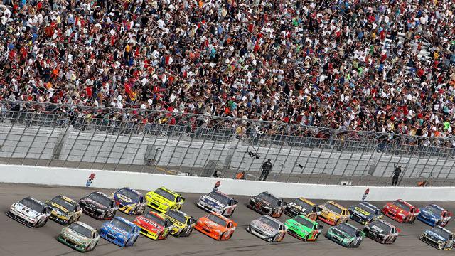 Speedway Gas Prices >> Daytona 500: Save Gas The Nascar Way - ABC News
