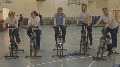 Biking Behind Bars: Inmates Pedal Toward a Better Future