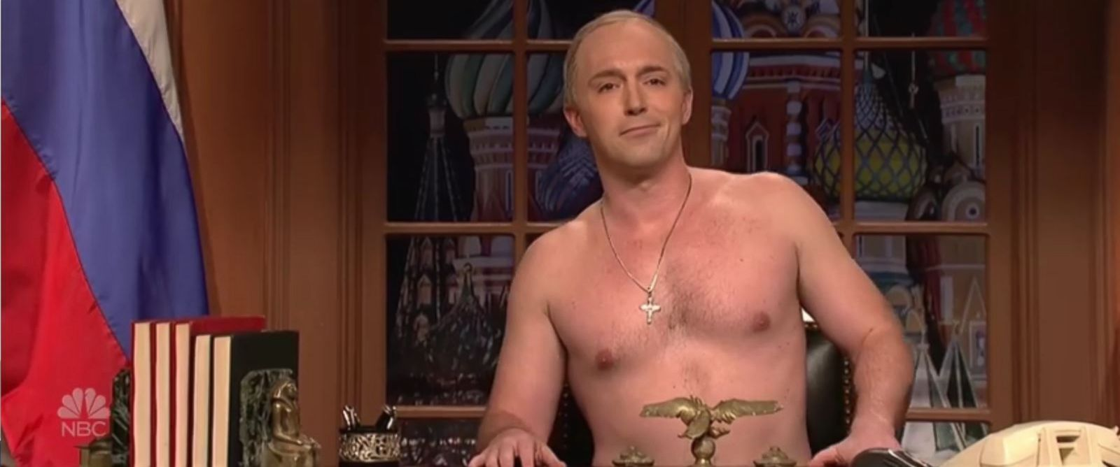 Image result for snl putin photo